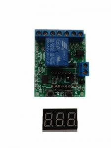 Temperature Control Relay Module